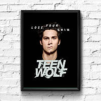 Постер с рамкой Teen Wolf #3