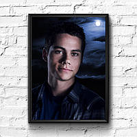 Постер с рамкой Teen Wolf #4