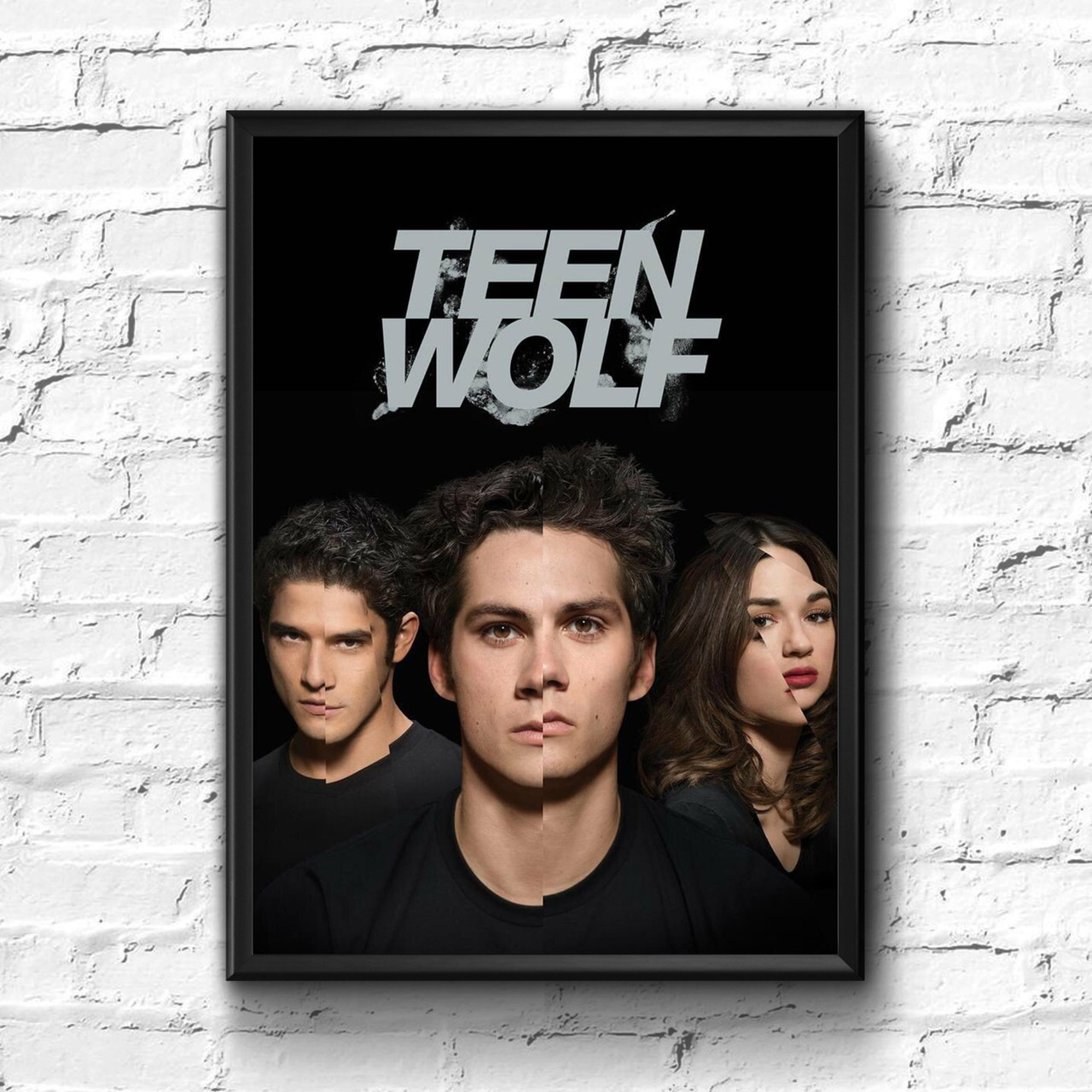 Постер с рамкой Teen Wolf #5