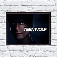 Постер с рамкой Teen Wolf #9