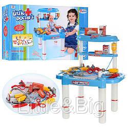 """Игровой столик """"Маленький доктор"""" арт.008-03"""