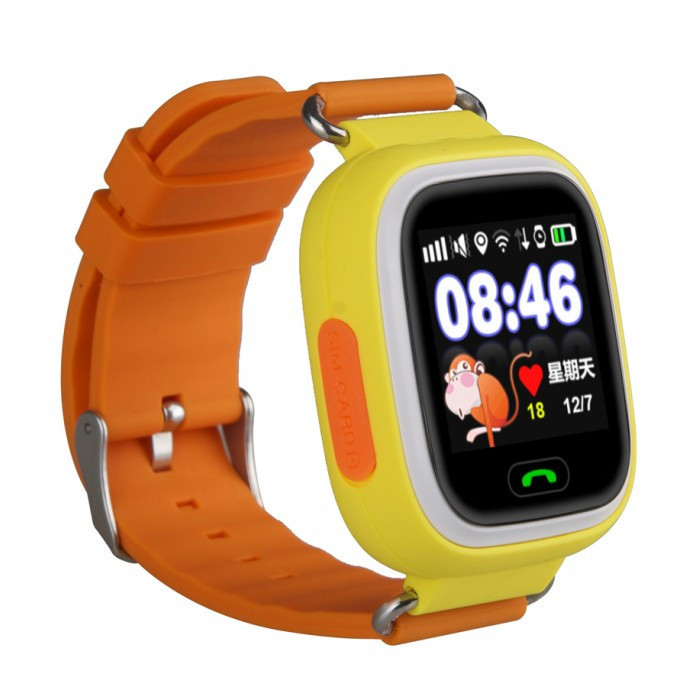 Розумні дитячі годинник Smart Baby Watch Q90, смарт годинник, розумні годинник, дитячі смарт вотч