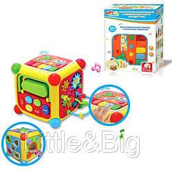 """Развивающая игрушка """"Вундер-куб"""" арт. 3838"""