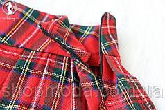 Сексуальная клетчатая мини юбочка, фото 2