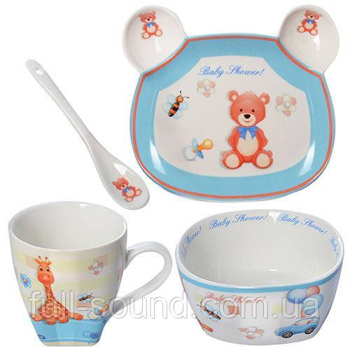 Набор детской посуды Teady