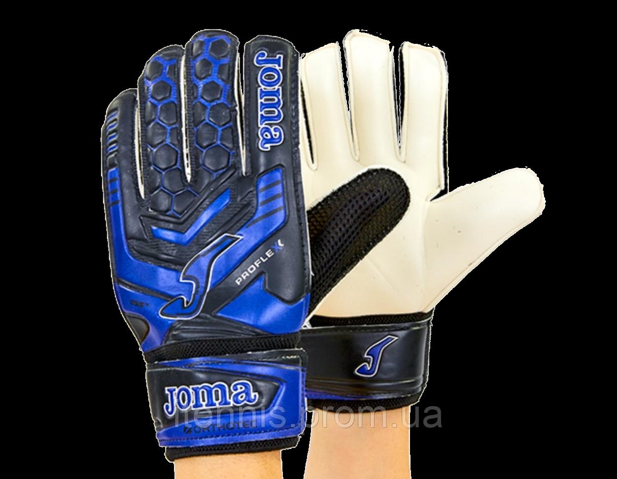 Перчатки вратарские Joma (p. 8,9,10) FB-6747-1