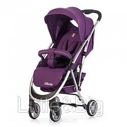 *Коляска детская прогулочная Carrello Gloria Ultra Violet CRL-8506