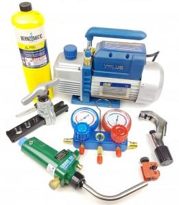 Сервисные инструменты и комплектующие