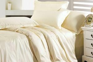 Комплект постельного белья из натурального сатина Роял Милк