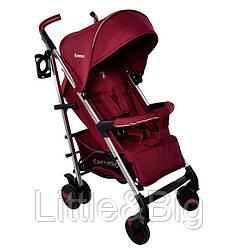 *Коляска детская прогулочная Carrello Arena Raspberry CRL- 8504