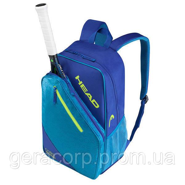 Рюкзак Head Core backpack bl/yw 2017 year