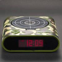 Часы с мишенью + пистолет