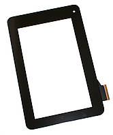 Сенсорный экран (тачскрин) для планшета Acer Iconia Tab B1-A71 | B1-A710 | B1-A711 black ориг. к-во V1.0