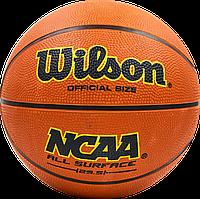 Баскетбольный мяч Wilson NCAA size 7,6,5, фото 1
