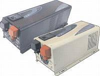 Преобразователь (инвертор) напряжения 48/220 Q-POWER QPC-6048/6kW(12)кВт sinus, фото 1