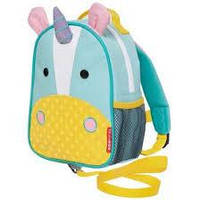Рюкзак с ремешком безопасности Skip Hop Единорог