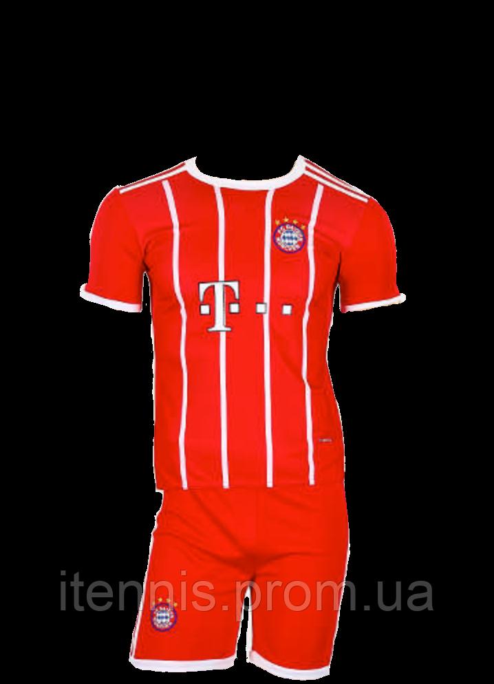 Форма футбольная детская BAYERN MUNCHEN (XS-S-M-L-XL)