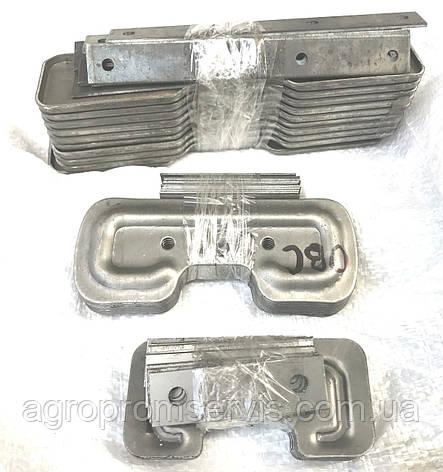 Скребок железный ЗМ-30  транспортера элеватора, фото 2