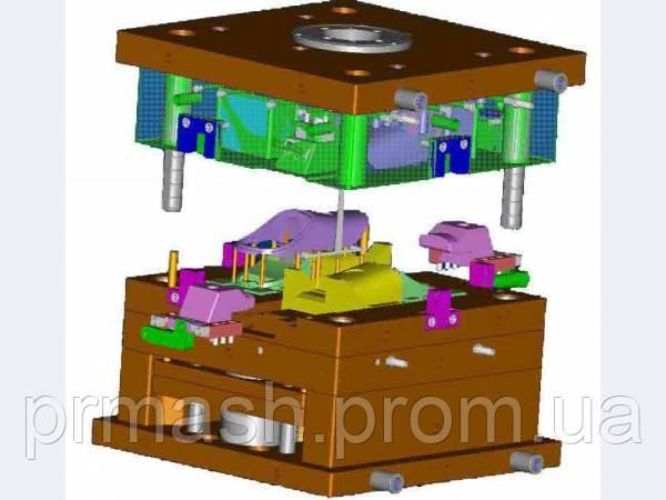 Виготовлення штампів і прес-форм, планетарних і черв'ячних пар, технологічної оснастки