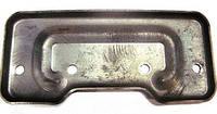 Подкладка скребка транспортера железная  ЗМ-90  транспортера элеватора