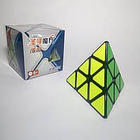 Пирамидка Рубика Shengshou Legend Black (Pyraminx)