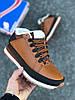 Мужские зимние кроссовки New Balance 754 'Brown/Black/White' (в стиле Нью Баланс) с мехом, фото 2