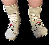 Махровые бамбуковые носочки для детей, фото 3