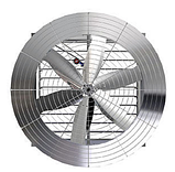 Вытяжной  конусный вентилятор EOK 53, фото 2