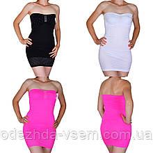 Безшовна туніка-плаття з Мікрофібра Greenice