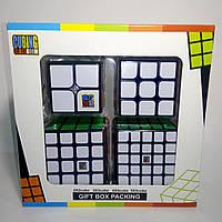 "Набор кубиков Рубика MF ""2+3+4+5"" от MoYu (Black)"