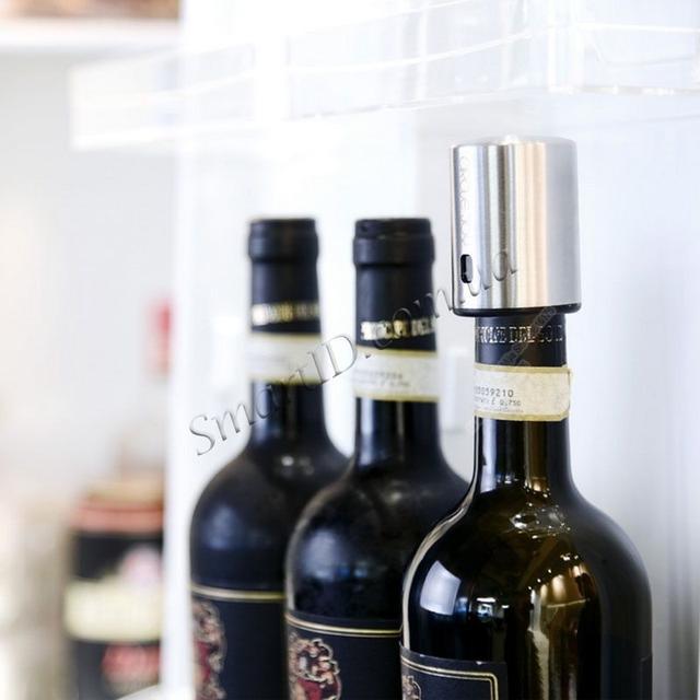 Вакуумная пробка для винных бутылок Xiaomi Circle Joy Smart Stopper Corks