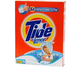 Пральний порошок Tide, Lenor Touch of Scent, для ручного прання, 400 г