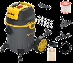 Промышленный пылесос STANLEY SXVC20PTE PLUS
