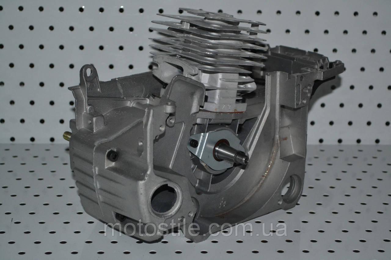 Двигатель в сборе d-43мм бензопил GoodLuck 4500/5200