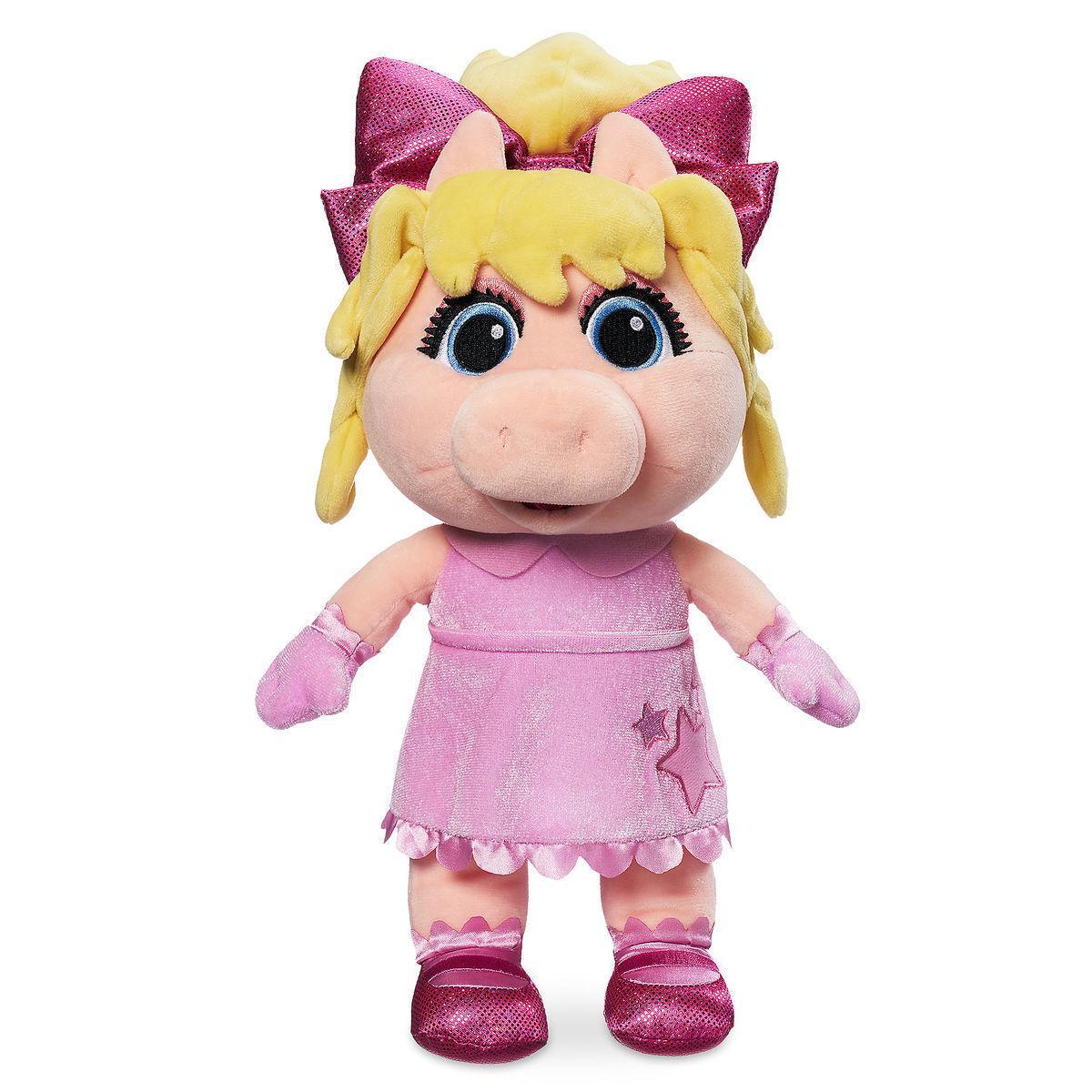 Disney Мягкая игрушка мисс Пигги 35см - Маппеты дети