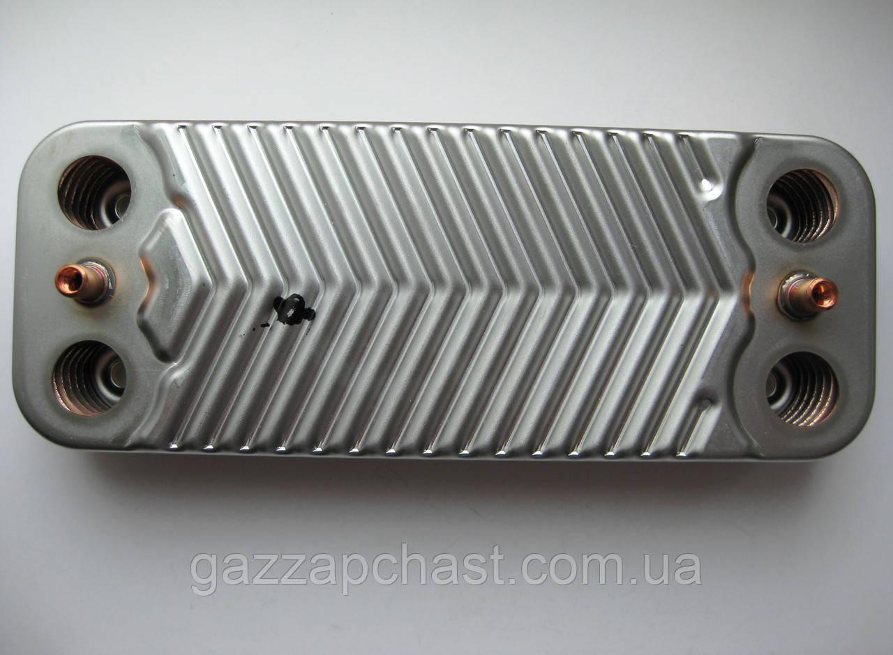 Теплообменник пластинчатый Immergas Eolo Mini kw, Nike Mini kw, Victrix kw, Mini Special kw, 24 кВт (1.022220)