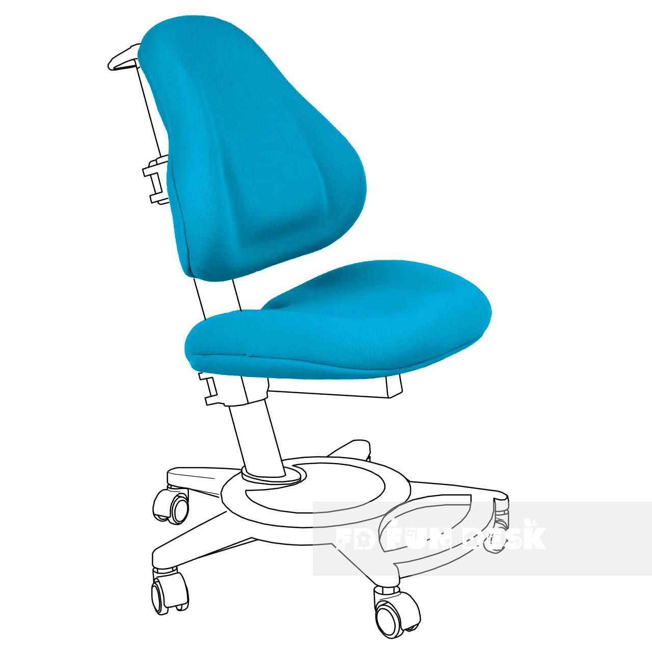 Чехол для кресла Bravo blue
