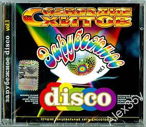 CD-диск Сузір'я хітів. Закордонне disco (vol. 1)