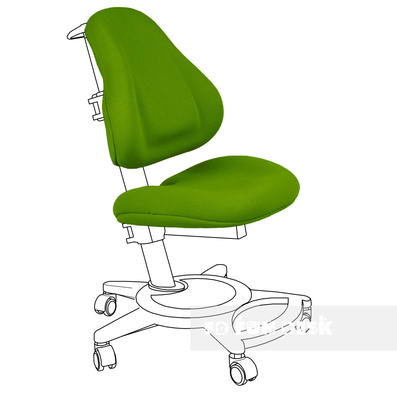 Чехол для кресла Bravo green