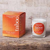 Массажная свеча - *Massage candle TABOO PECHE SUCRE