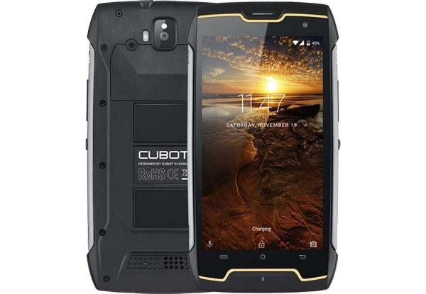 Защищенный смартфон Cubot King Kong IP68 .