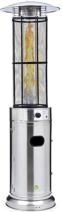 Внешний наружный радиатор Goldflame V2A