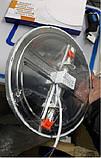 Светильник светодиодный Biom СL-R9W-5/2 NEW 9Вт круглый 5000К, фото 4