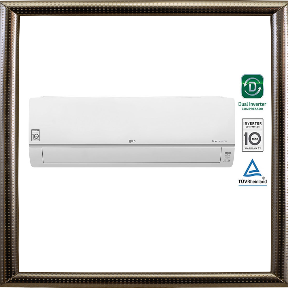 Кондиционер  LG P09SP серии Mega Dual Inverter P09SP.NSJR/P09SP.UA3R