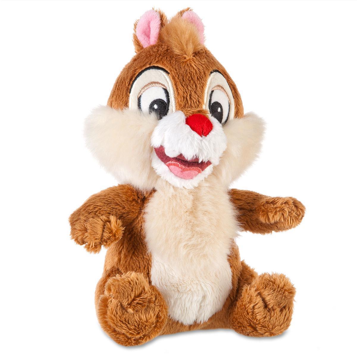 Disney Мягкая игрушка Дейл 18см - Чип и Дейл спешат на помощь