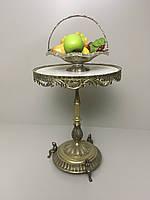 Антикварный бронзовый стол старинный журнальный столик консоль антиквариат Украина Киев Одесса Харьков Днепр