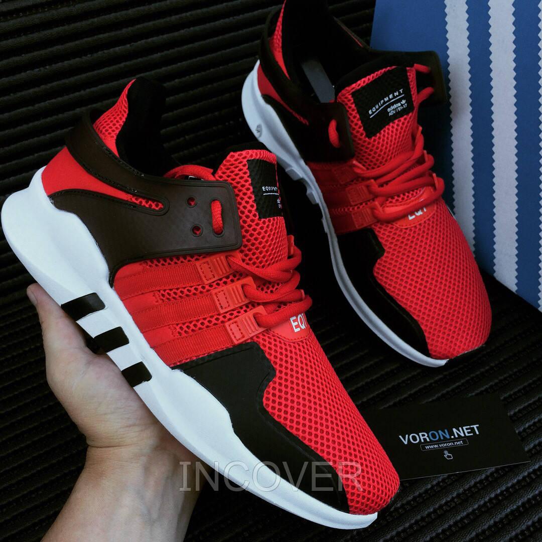 ab308f62842910 Мужские Летние Кроссовки Adidas EQT Equipment Red (45) — в Категории ...