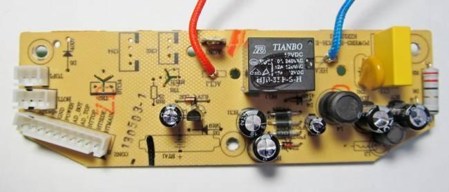 Плата живлення для мультиварки Redmond RMC-M4500