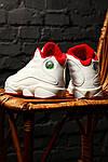 Мужские кроссовки Nike Air Jordan Retro 13 XIII History Of Fight (белые) , фото 3