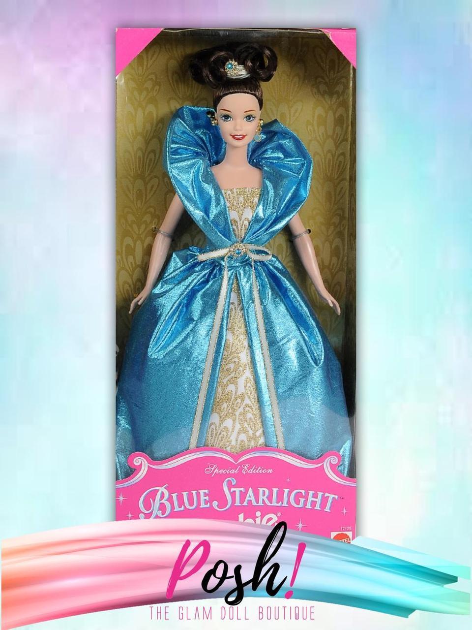 Колекційна лялька Барбі / Barbie Sears Special Edition Blue Starlight (1997 р.)